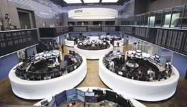 European and US equity markets resume slump