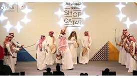 Shop Qatar festival closes with dance, music show