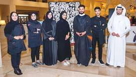 Artists, chefs join hands to spread Qatar's culture