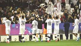Sadd nail Clasico to stay in touch with rampant Duhail