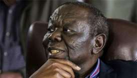 Zimbabwe opposition quarrel as leader lies in hospital