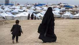 Civilians trapped in embattled Islamic State pocket in Syria