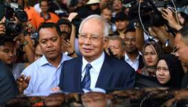 Malaysia court postpones ex-PM Najib's corruption trial pending appeal