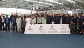 Qatar's diplomatic missions celebrate National Sport Day