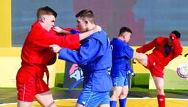 Sambo transcends cultural boundaries, says Russian martial arts expert