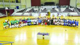 Alfardan Group holds Sport Day events for staff, families