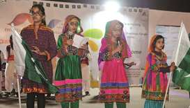 Pakistani cultural festivities take over Entertainment World Village