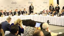 Deputy Prime Minister and Minister of Foreign Affairs participates in the meeting on the support of