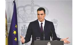 Spain PM calls April election