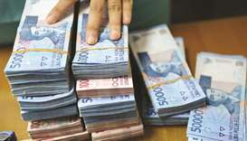 Indonesian rupiah recovers, but risks persist, says QNB