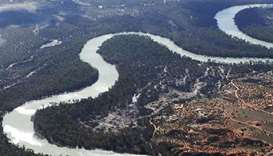 'Urgent steps' needed to save Australia's biggest river system