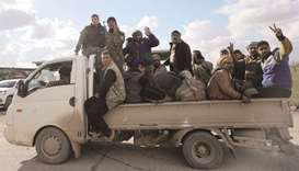 In Syria, IS in quiet last stand to defend territory