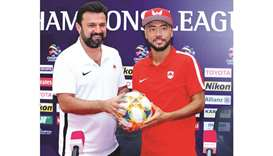 Rayyan, Gharafa aim for place in AFC Champions League group stage