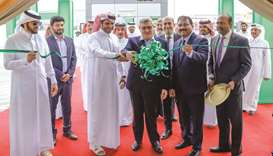 Al Rayan uPVC launches new facility