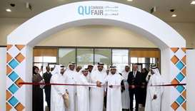 The Qatar University (QU) Career Fair