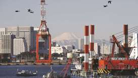 Japan business mood sours; tough year expected ahead