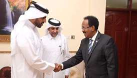 Somali president praises Qatar's support for development projects