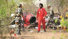Pilot dies as IAF jets collide during air show rehearsal