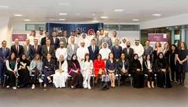 More participants sign up for HEC Paris in Qatar course