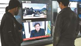 PM challenges India for proof of Pak attack link