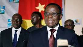 Maurice Kamto, the runner-up in last year's presidential election who was arrested this week