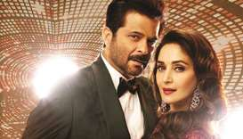 Madhuri hasn't changed over the years, says Anil
