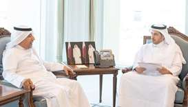 Amir receives message from Kuwait