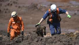 Toll in Brazil dam disaster rises to 115 dead, 248 missing