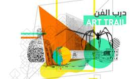 Qatar Foundations (QF) Art Trail programme