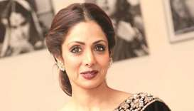 Sridevi's sari being auctioned a year after her death