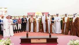 Winners of HH The Amir Sword Festival races crowned