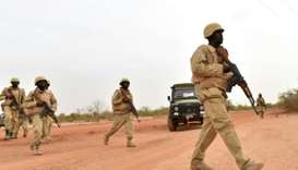 Burkina forces kill nearly 30 'terrorists' in operation
