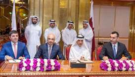 Prime Minister witnesses signing of pacts in tourism sector