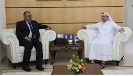 Ministers discuss Qatar-Iraq educational cooperation