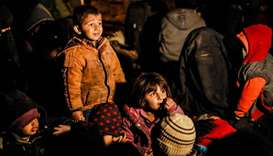 More civilians expected to leave IS-held area in eastern Syria Deir al-Zour