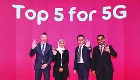 Ooredoo drives Qatar to '5G Global Top Five Country' status