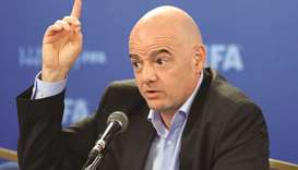 FIFA's Infantino wants African Nations Cup every four years not two