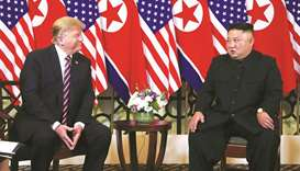 Trump and Kim express willingness to hold third summit