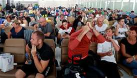 Thousands stranded in Bangkok as flights affected by India-Pak tensions