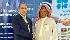 GECF, Opec secretaries general meet