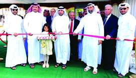 Souq Waqif Honey exhibition opens