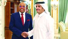 Qatar-Angola ties reviewed