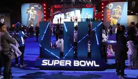 About one-third of Americans expected to watch football's Super Bowl