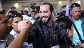 Outsider wins El Salvador presidency, breaking two-party system