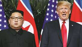 North Korean envoy en route to Hanoi ahead of Trump-Kim summit: Yonhap