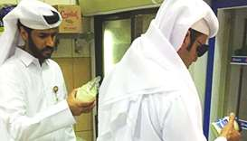 Al Sheehaniyah Municipality inspects food outlets