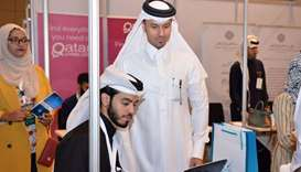 60 organisations participate in Education City Career Fair
