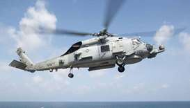 India readying $2.6 billion US naval helicopter deal ahead of Trump trip