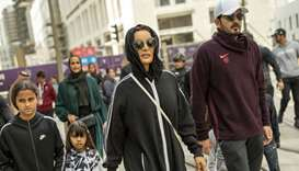 Her Highness Sheikha Moza bint Nasser, Chairperson of Qatar Foundation, participated in Qatar Nation