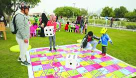MoTC staff, families take part in National Sport Day events
